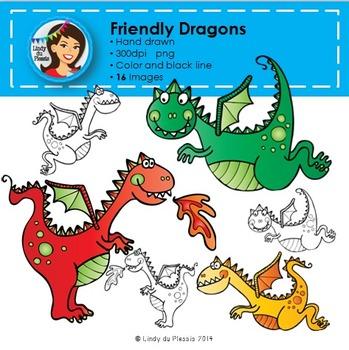 Friendly Dragons