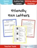 Friendly Fan Letters