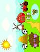 Friendly Farm Language and Literacy Activity