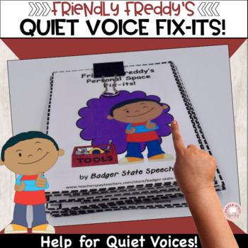 Friendly Freddy's Classroom Voice Fix-its:  Social Skills!