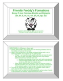 Friendly Freddy's Bossy R and Consonant Digraph Game
