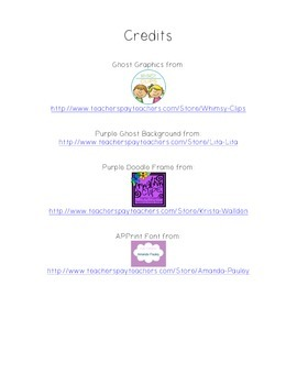 Friendly Ghost Addition Cards:  Single-Digit Addition 1-12