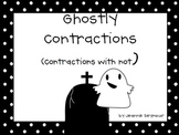 Friendly Ghost Contractions with Not