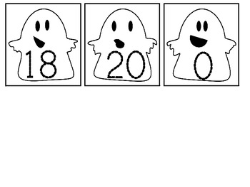 Friendly Ghosts Number Tracers
