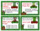 Christmas Friendly Letter - Game, Worksheets, Craftivity,