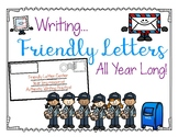 Friendly Letter Center for the Entire School Year