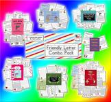 Friendly Letter Combo Pack