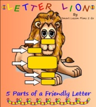 Friendly Letter Lion SmartBoard 11.4-Windows OS