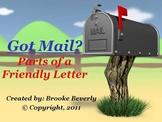 Friendly Letter Powerpoint