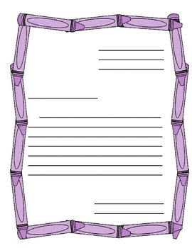 friendly letter templates printable