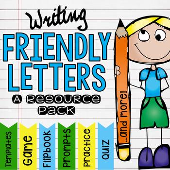 Friendly Letter Unit