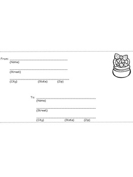 Friendly Letter Writing {Easter} ~ Templates
