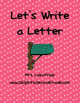 Friendly Letter Writing Packet