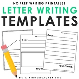Friendly Letter Writing Paper