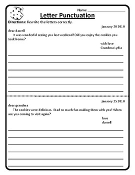 Friendly Letter Writing Worksheet Friendly Letter Worksheet Letter