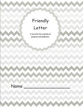 Friendly Letter Writing Unit and Student Packet
