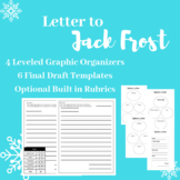 Friendly Letter to Jack Frost: Differentiated Opinion Writing
