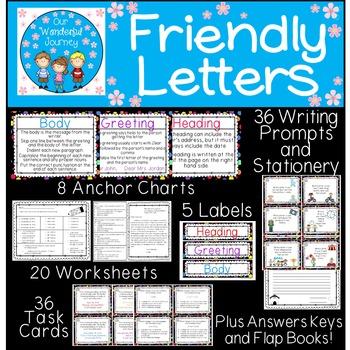 Friendly Letters