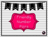 Friendly Number Pairs