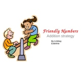 Friendly Numbers Addition Strategy PPT