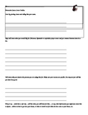 Friendly Persuasive Letter to Santa Writing Activity