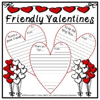 Friendly Valentines