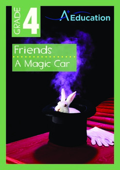 Friends - A Magic Car - Grade 4