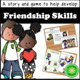 Friends Social Story and Game