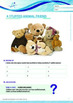 Friends - A Stuffed Animal Friend - Grade 9