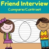 Friends Alike and Different: Social Skills Interview