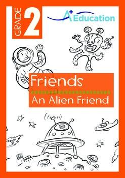 Friends - An Alien Friend - Grade 2