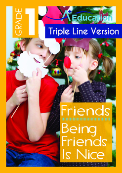 Friends - Being Friends Is Nice - Grade 1 (with 'Triple-Tr