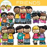 Friends Clip Art