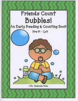 Friends Count Bubbles!