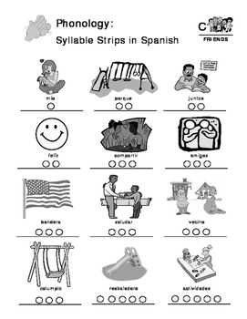 Friends - Curriculum‐Based Language Enrichment Worksheets & Activities