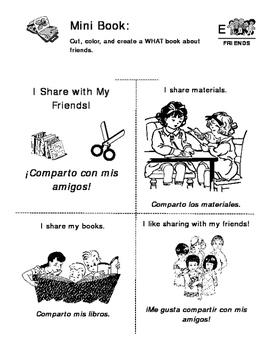 Friends - Curriculum‐Based Language Enrichment Worksheets & Activities
