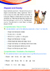 Friends - Dog Friends: Pepper and Sandy - Grade 1