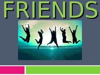 Friends (ESL conversation class)
