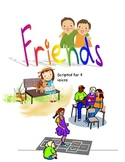 Readers Theatre: Friends Forever