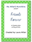 Friends Forever Writing Project