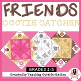 Friends Cootie Catcher