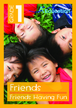 Friends - Friends Having Fun - Grade 1