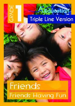 Friends - Friends Having Fun - Grade 1 (with 'Triple-Track