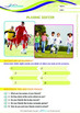 Friends - Friends Playing Soccer - Grade 3