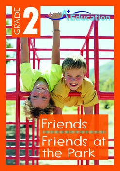 Friends - Friends at the Park (II) - Grade 2