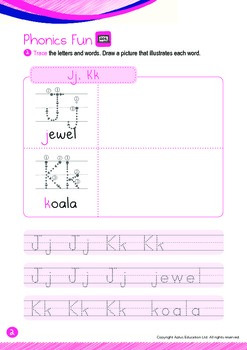 Friends - Making a New Friend: Letters Jj Kk - Kindergarten, K3 (5 years old)