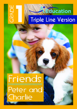 Friends - Peter and Charlie - Grade 1 (with 'Triple-Track
