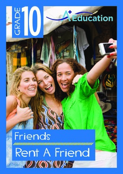 Friends - Rent A Friend - Grade 10