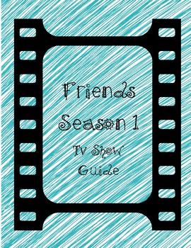 Friends Season 1 TV Show guide