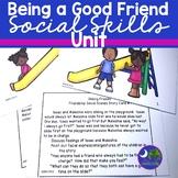 Social Skills Unit Friends Primary
